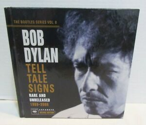 MISSING DISC #1 BOB DYLAN TELL TALE SIGNS BOOTLEG SERIES VOL. 8 CD SET DELUXE ED