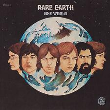 One World - Rare Earth (2015, CD NEUF)
