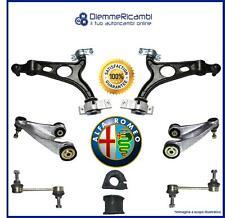 KIT BRACCI SOSPENSIONE ANTERIORI RINFORZATI ALFA ROMEO 147 - 156 - GT - 8PZ