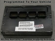 Engine Computer Programmed Plug/&Play 1998 Chrysler Town /& Country 04727153AJ PCM