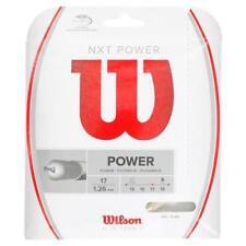 WILSON NXT 17 (1.26mm) SET - tennis string racquet racket multifilament