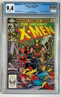 Uncanny X-Men #155 CGC 9.4 1st App of Brood Wolverine Storm Marvel Comics