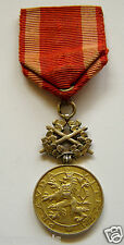 e162 Czechoslovakia  Czech Medal of the White Lion with swords 1st class