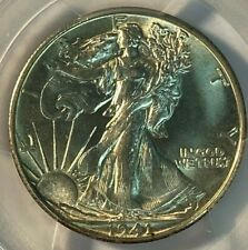 1941 S PCGS MS 64 Walking Liberty Silver US Half Dollar 50C