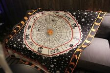 Altar Tarot Cloth Tablecloth Divination Table Pendulum Chart Wicca Tapestry New