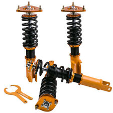 Full Coilovers Springs For Mitsubishi Lancer EVO 7 8 9 CT9A Adj Height Shocks