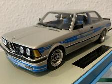BMW 3er E21 Alpina C1 2.3 in silber Maßstab 1:18 von LS Collectibles Modellauto