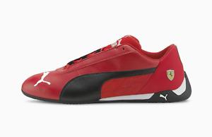 Puma Scuderia Ferrari R-Cat Trainers in Red and Black