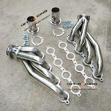 Shorty Engine Swap Header C-10 LS Chevy GMC Truck Headers For LS1, LS2, LS3, LS6