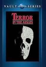 Terror in the Aisles, New DVD, Fred Asparagus, Nancy Allen, Donald Pleasence, An