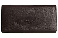 Comoy's Millenium Roll-Up Tobacco Pouch - Brown