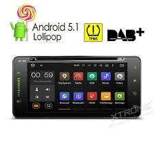 Toyota Models - Android 5.1' DVD' Screen Mirroring Function, TPMS & OBD02