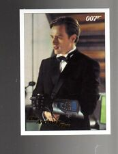 James Bond Archives Final Edition Die another Day #61 GOLD card 055/250