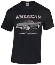 Retro American Classic 1953 Corvette T-Shirt Design