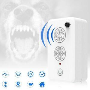 Ultrasonic Anti-Barking Device Pet Dog Bark Control Stop Repeller Silencer Too**