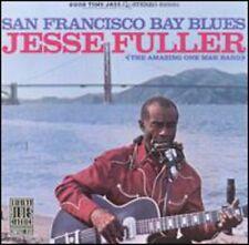 Jesse Fuller - San Francisco Bay Blues [New CD]