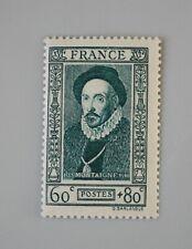 France année 1943 YT 587 Neuf luxe ** célébrités du XVI ème siècle