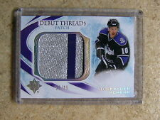 10-11 UD Ultimate Debut Threads Patch BRAYDEN SCHENN /35