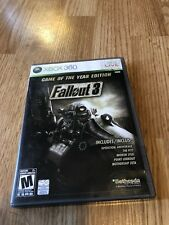 Fallout 3 Xbox 360 Cib Game Tested Works Game Of The Year VC9