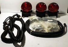 """1 NEW RAILWAY EQUIPMENT 9298-1118D E-Z GATE LAMP KIT 4"""" 10V LED LAMP"""