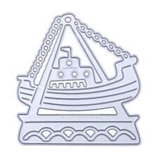 Pirate Ship Metal Cutting Dies Stencil DIY Scrapbooking Album Paper Card Craft