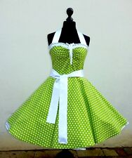 50er,Petticoat, Rockabilly,Tanz,Konfirmation,Abiball,Abend,Kleid,Dress,34-54 Maß