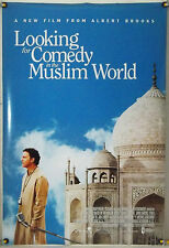 LOOKING FOR COMEDY IN THE MUSLIM WORLD DS ROLLED ORIG 1SH MOVIE POSTER (2006)