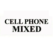 Mixed Cell Phones & Smartphones (Unlocked/Factory Unlocked)