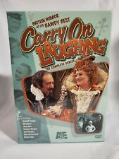 CARRY ON LAUGHING: The Complete Series (DVD) NEW, FACTORY SEALED