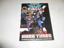 AMERICAN FLAGG! - Hard Times - Year 06/1985 - First Comic Book