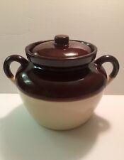 McCoy Pottery Bean Pot 341 Vintage Very Nice