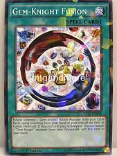 Yu-Gi-Oh - 1x Gem-Knight Fusion - SP15 - Star Pack ARC-V - Starfoil Rare