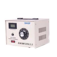0-300V STG-1000W Single Phase AC Voltage Regulator Power Supply Autotransformer