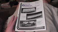 Overland Models (OMI)