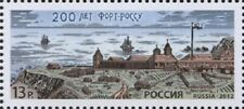 2012 Russia, Russian America, Fort Ross, stamp, Mnh