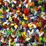 Used LEGO® - 500g-Packs - Round Parts - 4589 - Kegel 1 x 1