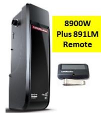 Liftmaster 8900W & 1-891LM Commercial Abridor De Porta De Garagem Com Wifi LJ8900W, 3900