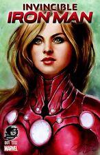 Invincible Iron Man #1 Phantom Siya Oum 3000