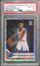 2019-20 Cam Reddish Donruss Optic RC Premium Box /249 Rookie PSA 10 Gem Mint