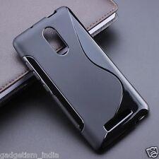 ★FREE SHIPPING★ Xiaomi REDMI NOTE 3 Silicone S-Line TPU Back Case Cover Pouch