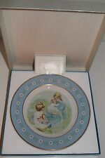 Avon Tenderness Plate - Used - Mother & Child - Made in Spain - 1974; Box Incl.