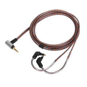 OCC BALANCED Audio Cable For SONY EX600 EX800 EX1000 EXK MDR-7550 headphones