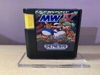 Monster World IV 4 English Homebrew Re-pro Sega Genesis Video Game Cartridge