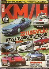 KM/H 21 R21 2L TURBO GENDARMERIE R18 TURBO POLICE BMW 323i E21 MAZDA MX-5 BX 4TC