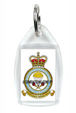 ROYAL AIR FORCE 1 PARA TRAINING SCHOOL KEY RING (ACRYLIC)