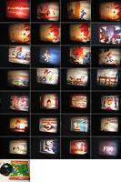 8 mm Film Comics.Woody Woodpecker,Invasion des Martiens.Comics Film