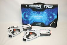Dynasty Legacy Toys Laser Tag Battle Pack 2 guns W/ Carrying Case