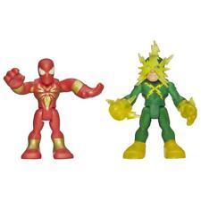 Playskool Heroes Marvel Super Hero Adventures Iron Spider-Man & Marvel's Electro
