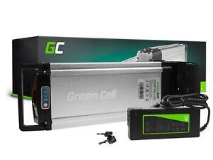Batterie Vélo Electrique 24V 8.8Ah Li-Ion E-Bike Rear Rack avec Chargeur