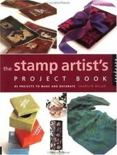 NEW - The Stamp Artists Project Book: 85 Projects to Make and Decorate; Rockport